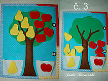 Hračky - strom s ovocím - 7740289_