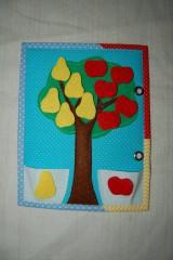 Hračky - strom s ovocím - 7740293_