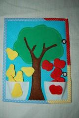 Hračky - strom s ovocím - 7740294_