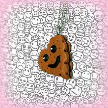 Kľúčenky - Keksík srdce smajlík - 7739805_