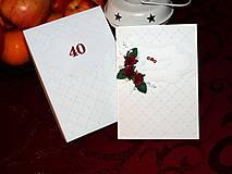 Papiernictvo - Rubínová svadba - 7744638_