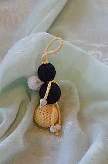 Kľúčenky - Včielka - 7744138_