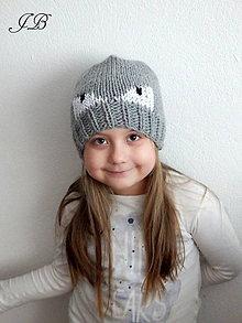 Detské čiapky - Ciapka - 7741376_