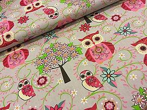 Textil - 100% kvalitná bavlna dovoz Francuzko - 7743781_