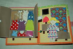 Hračky - šaty - 7740609_