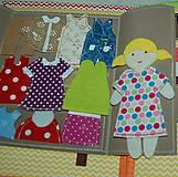 Hračky - šaty - 7740610_