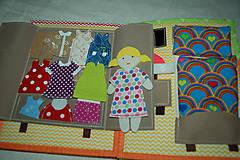 Hračky - šaty - 7740611_