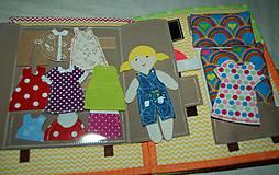 Hračky - šaty - 7740613_