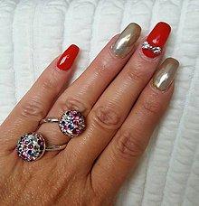 Prstene - Prsteň guličky - 7746291_