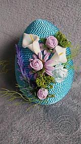 Dekorácie - Maxi vajce - 7748037_