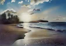Obrazy - Pláž - 7748535_