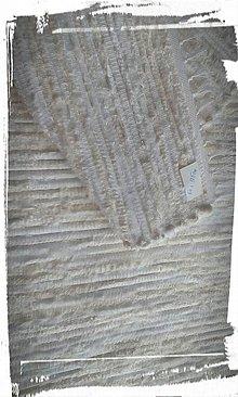 Úžitkový textil - Koberček  smotanovo-biely - 7745014_