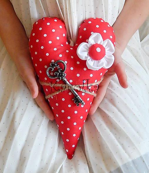 Valentínske srdce - Kľúč od môjho ♥   Karolka1 - SAShE.sk ... da319d82c9d