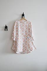 Detské oblečenie - Šaty JAR  - 7749459_