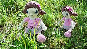 Detské doplnky - Bábika Emka - 7745416_