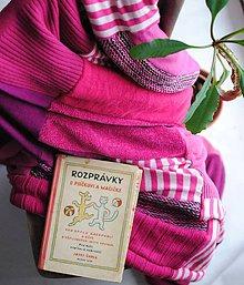 Úžitkový textil - Cukríková deka - 7747284_