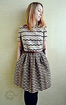 Šaty - Šaty pre milovníčku vína - 7752126_