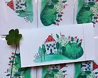 - Domčeky - pohľadnica - 7753227_