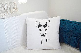 Úžitkový textil - Povliečka Srnka - 7753084_