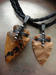Iné šperky - Amulet pre dvoch - Patríme k sebe - 7750919_