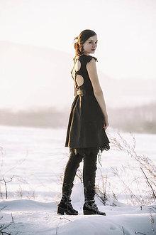 Šaty - Malé čierne - 7750228_