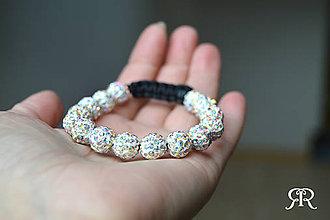 Náramky - Shamballa Diamond - 7752042_