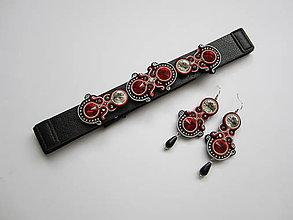 Sady šperkov - Šujtášový set - 7754921_