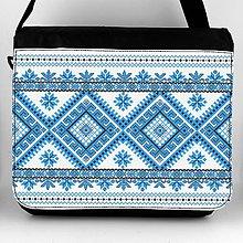 Iné tašky - Taška na plece XL s potlačou výšivky 13 - 7758517_