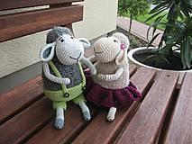 Hračky - Hugo a Dolly - 7755135_