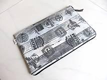 Na tablet - Zadáno pro muže - obal na iPod, netbook, ..... - 7757728_