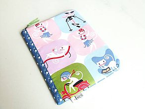 Na tablet - Kočky, máme leháro - obal na iPod, netbook..... - 7757708_