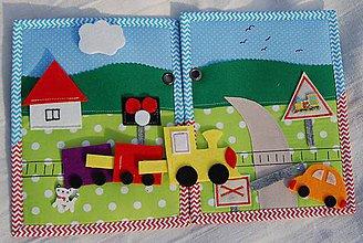 Hračky - vlak - 7758093_