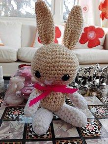 Hračky - Malý zajko Abbibi - 7760072_