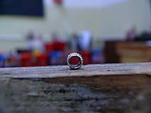 Iné šperky - Strieborné korálky života - 7762895_