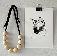 Kresby - Mačka