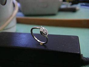 Prstene - Pre vyvolenú - Zásnubný - 7763004_
