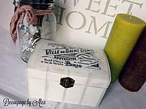 Krabičky - Krabička Ville de Saint - 7766818_