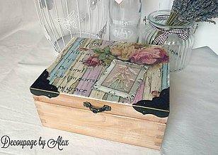 Krabičky - Krabička - 7766909_