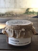 Potraviny - Cibuláda s brusnicami, šalviou a jablkami - 7765309_
