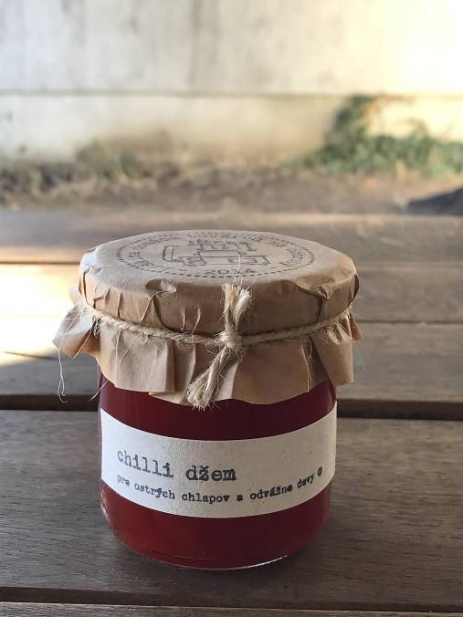 Chilli džem