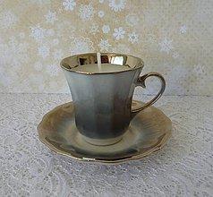 Svietidlá a sviečky - teacup candle / sviečka v šálke - 7764131_