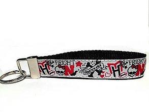 Kľúčenky - Kľúčenka Skull Style - 7765929_
