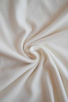 Textil - Bio bavlna oboulíc GOTS – natur - 7765856_