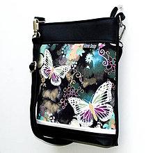 Kabelky - Big Teri Motýli - 7765972_