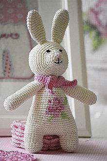 Návody a literatúra - Návod Rabbit la Romantic - 7765890_