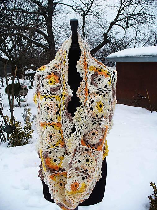 Výnimočne šťastný šál