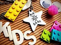 Kľúčenky - Pre Tvoju hviezdičku :) - 7772080_