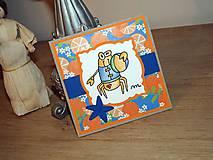 Papiernictvo - Detská pohľadnica - 7767748_