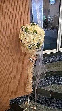 Dekorácie - Kvetinové gule do vázy - 7772640_