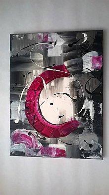 Obrazy - Labyrint (set 3 obrazov) - 7772916_